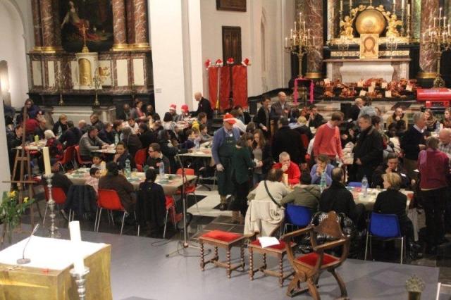 2013-12-24 - Sant'Egidio