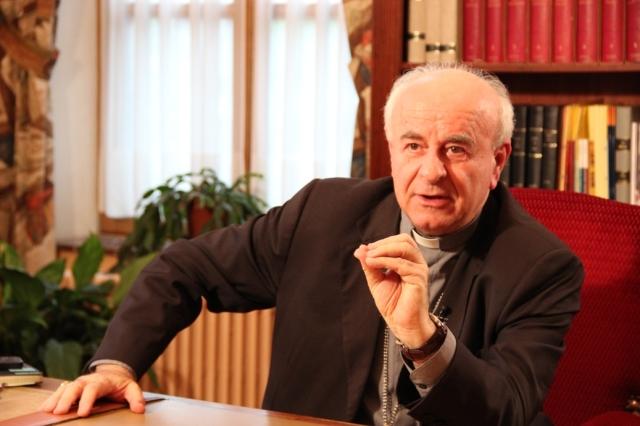 Mgr Vincenzo Paglia