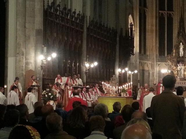 Le final en la Cathédrale Saint-Paul